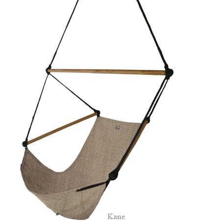 Hängestuhl Hängesessel Sky-chair schwarz Schwebesessel